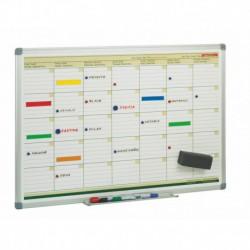 Pizarra planificación mensual PLM-FB
