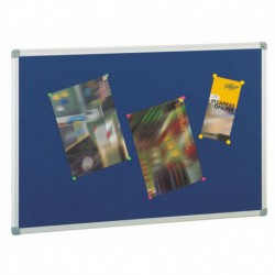 Tablero corcho ligero tapizado 611T-FB
