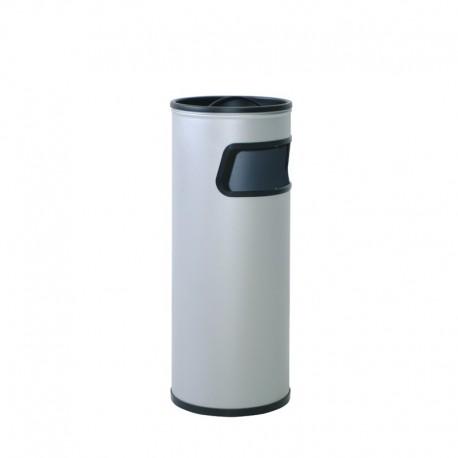 Cenicero-papelera metálico - 400