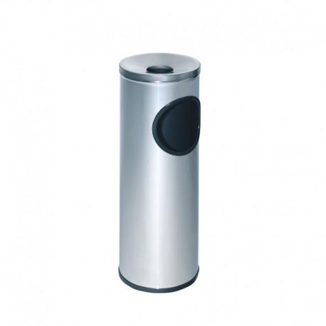 Cenicero-papelera de acero inoxidable - 401-I