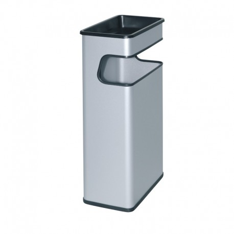 Cenicero-papelera metálico - 406
