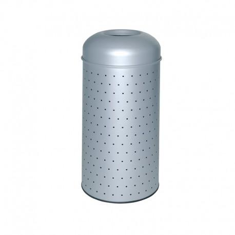 Papelera metálica - 131-R