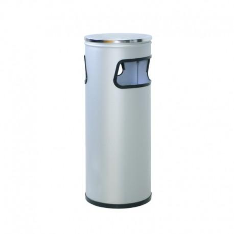 Cenicero-papelera metálico - 419
