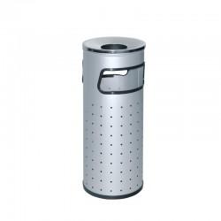 Cenicero-papelera metálico - 419-R