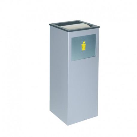 Cenicero-papelera metálico - 445