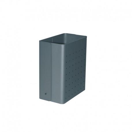 Papelera metálica para exteriores - 117