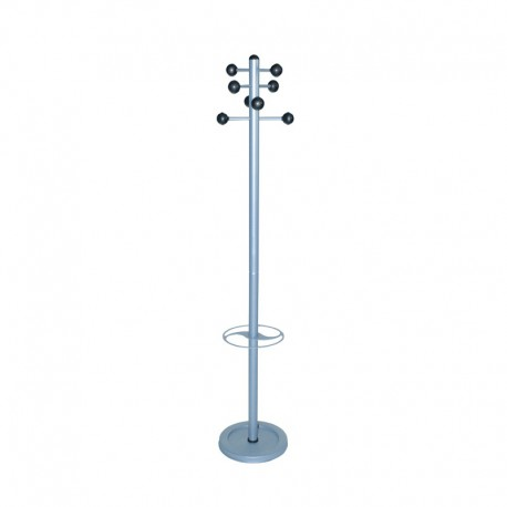 Perchero-paragüero metálico - 626